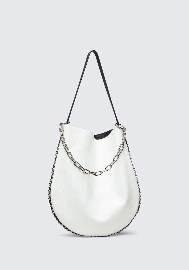 ALEXANDER WANG BIANCO ROXY HOBO  CLUTCH Adult 12_n_e