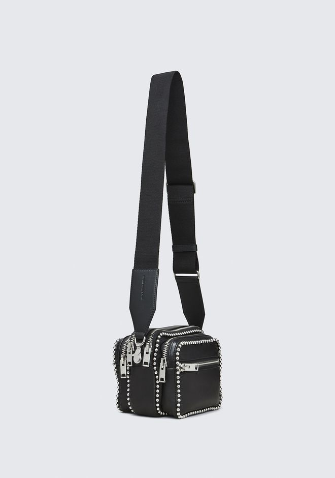 ALEXANDER WANG ATTICA LARGE CROSSBODY ショルダーバッグ Adult 12_n_a