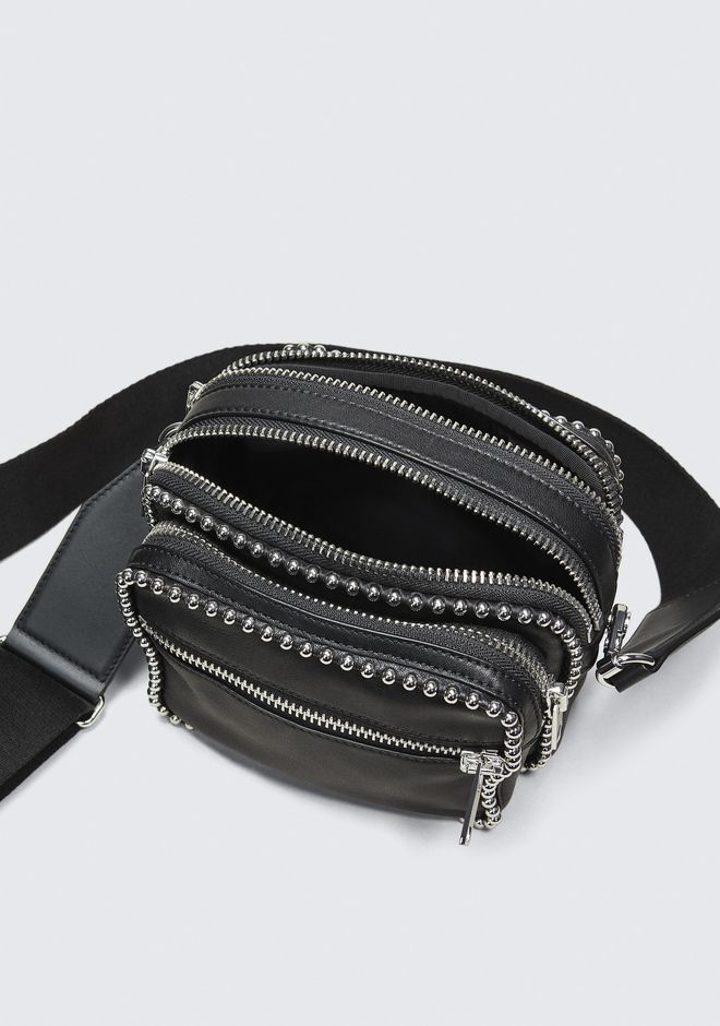 ALEXANDER WANG ATTICA LARGE CROSSBODY ショルダーバッグ Adult 12_n_d