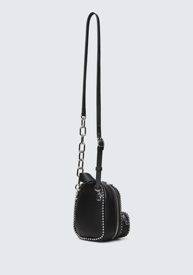 ALEXANDER WANG BALLCHAIN ATTICA MINI BACKPACK Shoulder bag Adult 12_n_a