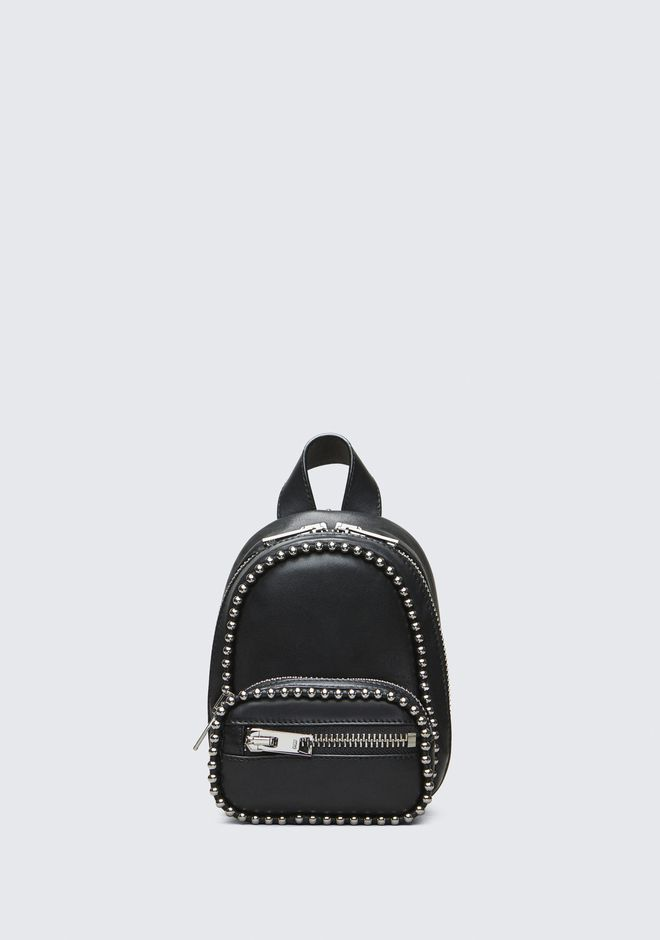 ALEXANDER WANG BALLCHAIN ATTICA MINI BACKPACK Shoulder bag Adult 12_n_f