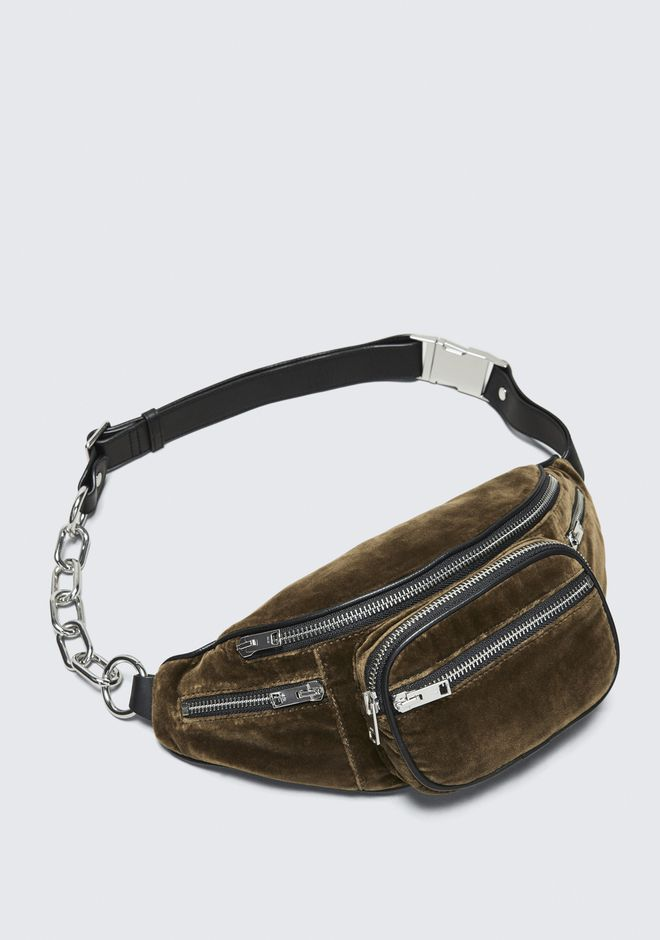 ALEXANDER WANG KHAKI ATTICA FANNY PACK  Shoulder bag Adult 12_n_e