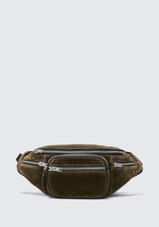 ALEXANDER WANG KHAKI ATTICA FANNY PACK  Shoulder bag Adult 12_n_f