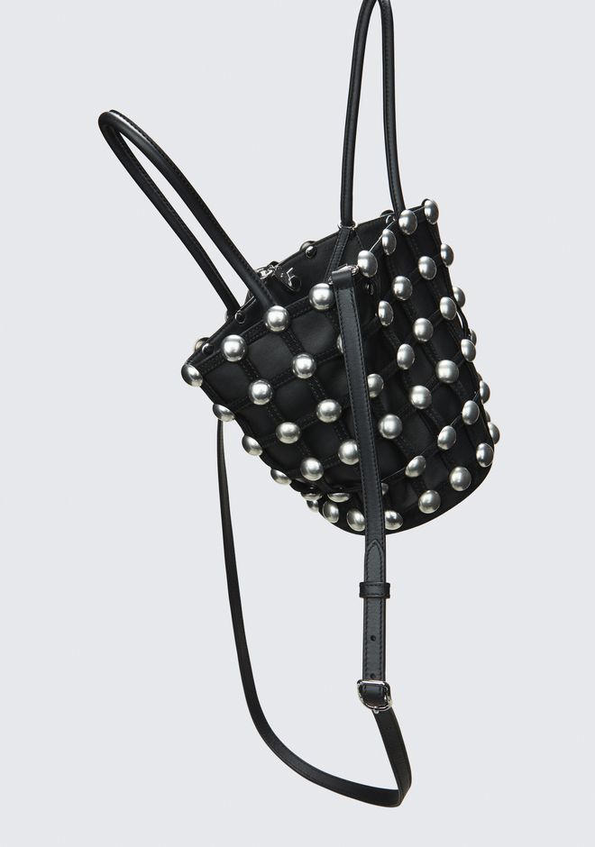 ALEXANDER WANG ROXY CAGE LARGE BUCKET  Shoulder bag Adult 12_n_e