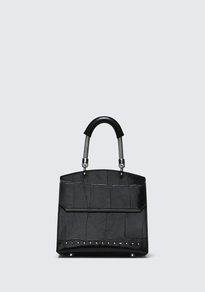 ALEXANDER WANG new-arrivals DIME MINI FLAP SATCHEL