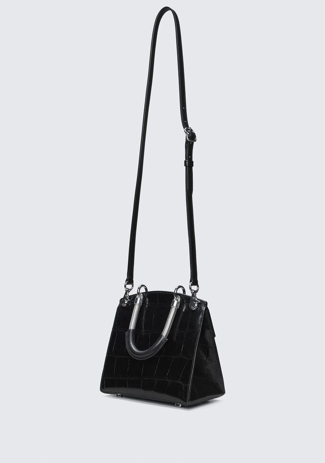 ALEXANDER WANG DIME MINI FLAP SATCHEL Shoulder bag Adult 12_n_d