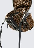 ALEXANDER WANG LEOPARD MICRO MARTI  BACKPACK Adult 8_n_d