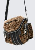 ALEXANDER WANG LEOPARD MICRO MARTI  BACKPACK Adult 8_n_e