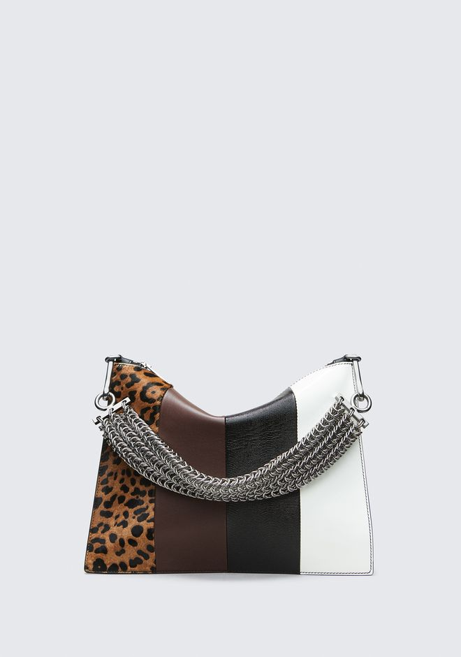 ALEXANDER WANG CLUTCHES Women PATCHWORK GENESIS POUCH