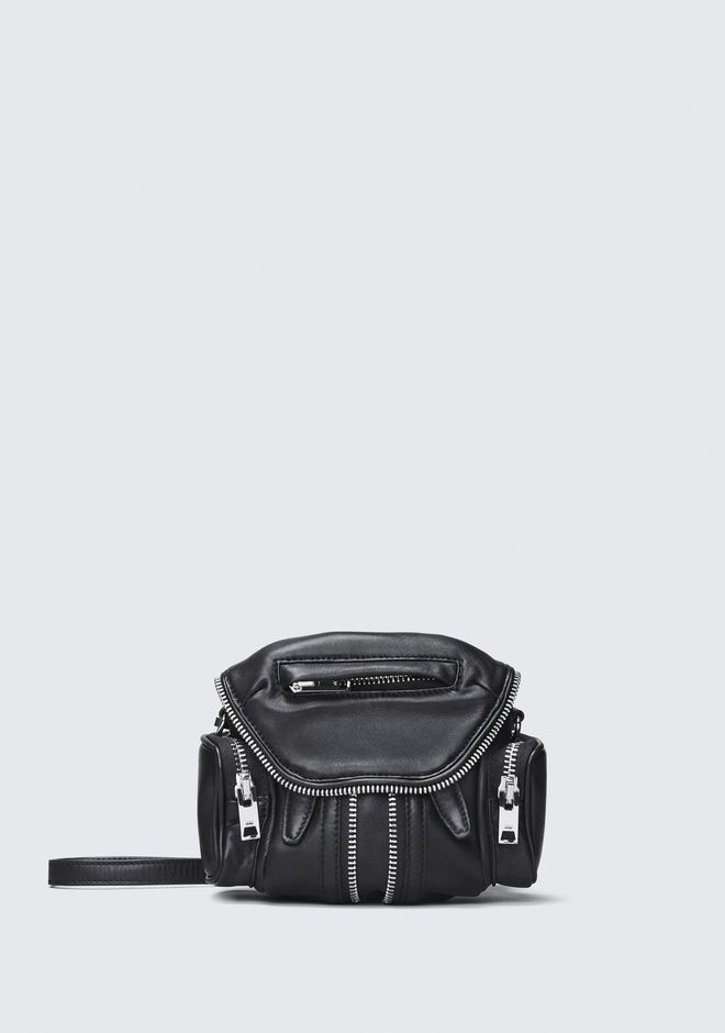 ALEXANDER WANG BACKPACKS Women MICRO MARTI CROSSBODY