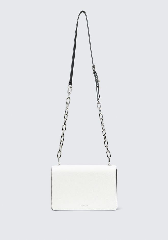 ALEXANDER WANG WHITE HOOK MEDIUM CROSSBODY Shoulder bag Adult 12_n_a