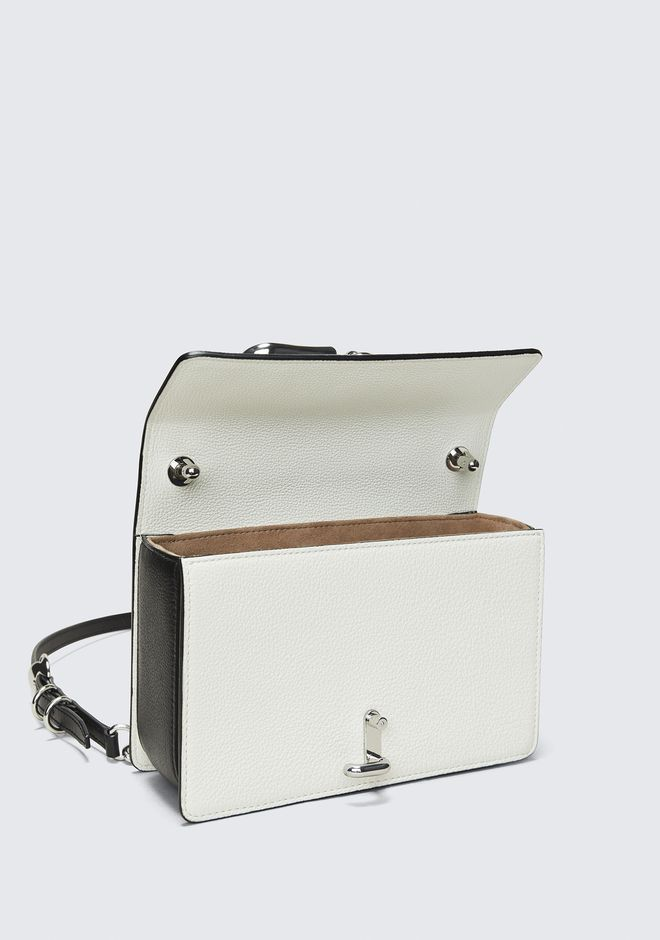 ALEXANDER WANG WHITE HOOK MEDIUM CROSSBODY 单肩包 Adult 12_n_e
