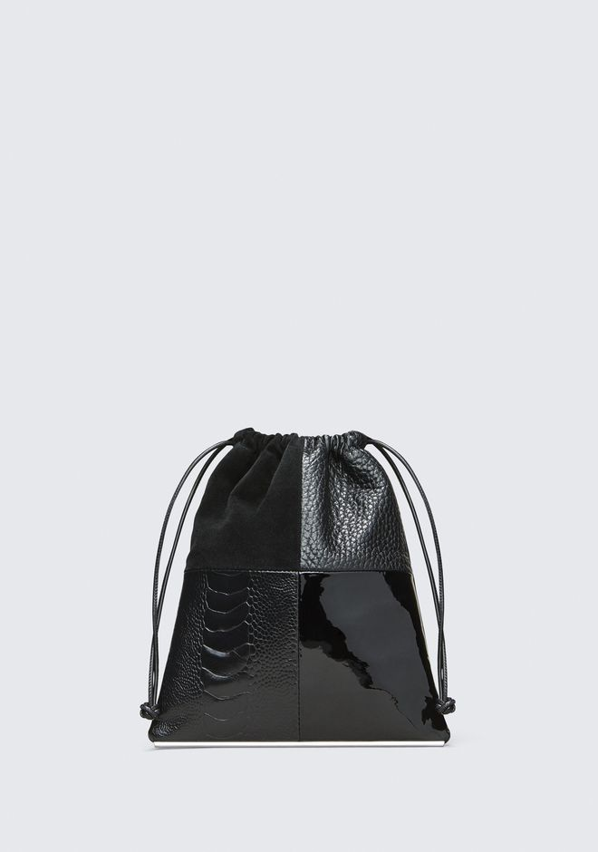 ALEXANDER WANG POCHETTE Donna RYAN MINI DUSTBAG
