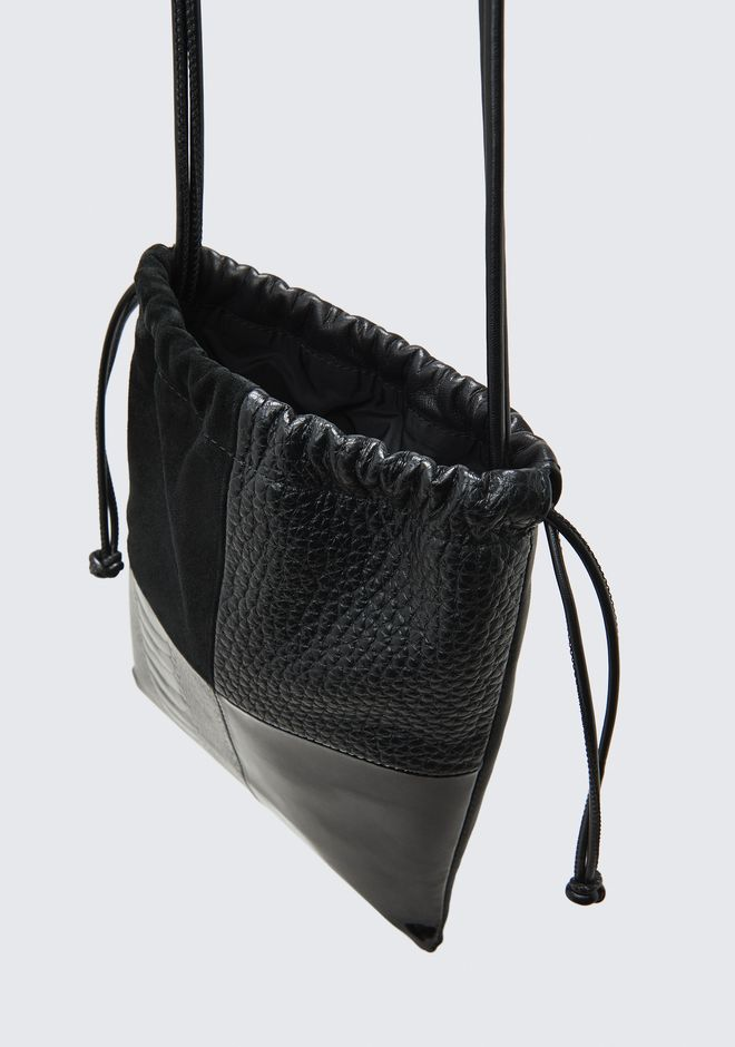 ALEXANDER WANG RYAN MINI DUSTBAG CLUTCH Adult 12_n_d