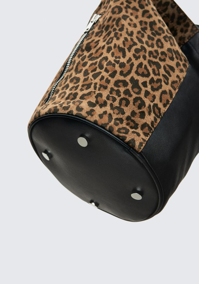 ALEXANDER WANG LEOPARD ATTICA DRY SACK Shoulder bag Adult 12_n_a