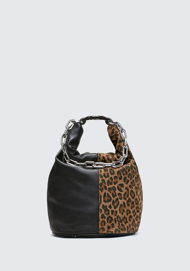 ALEXANDER WANG LEOPARD ATTICA DRY SACK Shoulder bag Adult 12_n_f