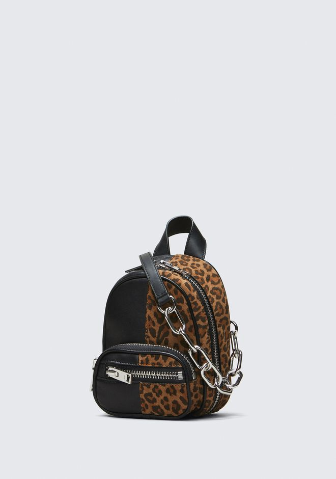 ALEXANDER WANG ATTICA MINI BACKPACK CROSSBODY BACKPACK Adult 12_n_d