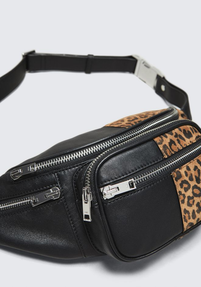 ALEXANDER WANG ATTICA LEOPARD FANNY PACK Shoulder bag Adult 12_n_a