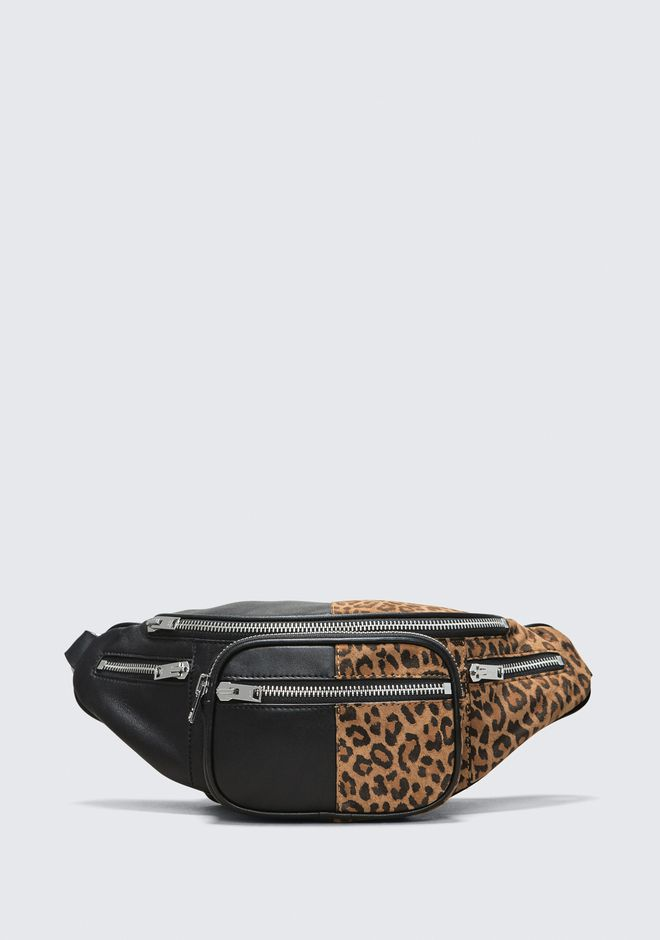 ALEXANDER WANG ATTICA LEOPARD FANNY PACK Shoulder bag Adult 12_n_f