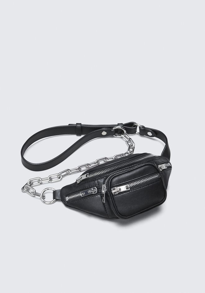 ALEXANDER WANG ATTICA MINI FANNY PACK Shoulder bag Adult 12_n_e