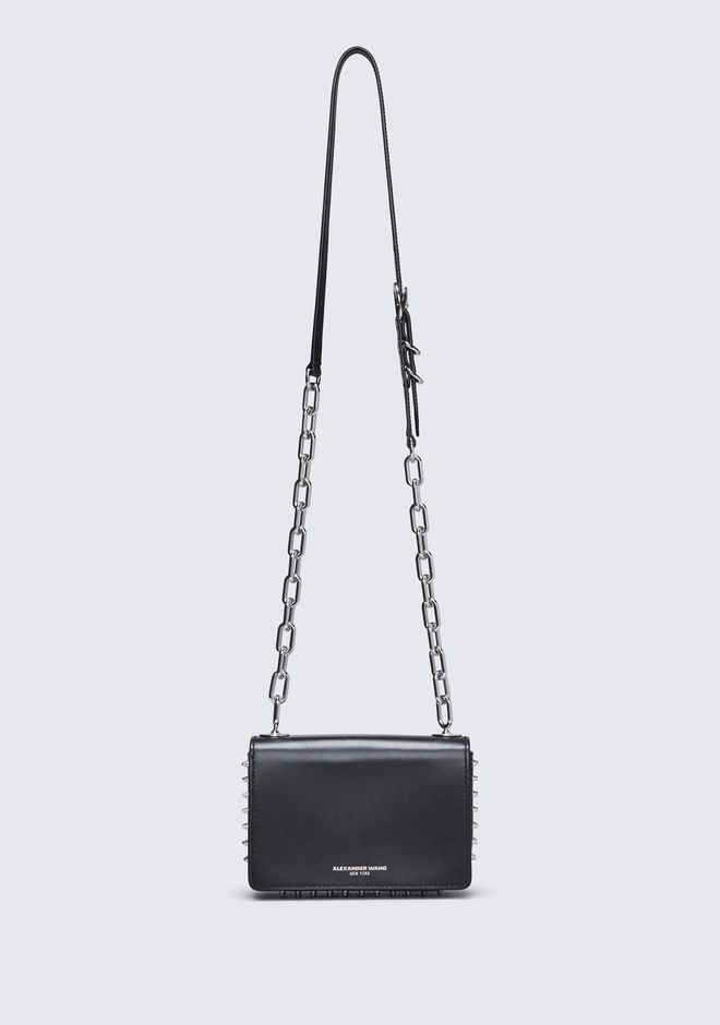ALEXANDER WANG MICROSTUD HOOK SMALL CROSSBODY  CLUTCH Adult 12_n_a