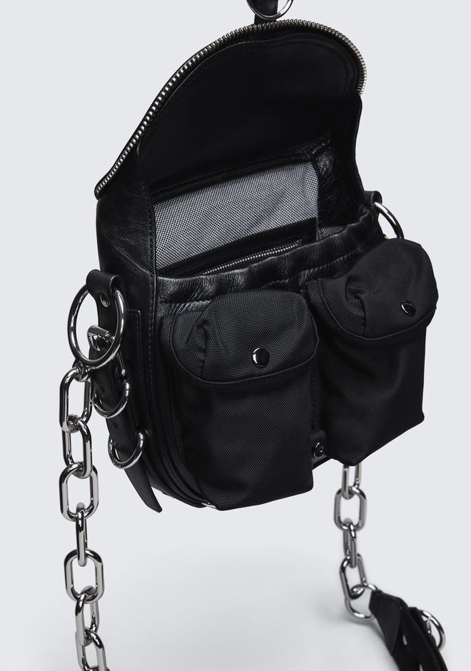 ALEXANDER WANG ROVE CROSSBODY BACKPACK Adult 12_n_d