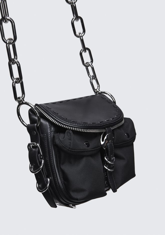 ALEXANDER WANG ROVE CROSSBODY BACKPACK Adult 12_n_e