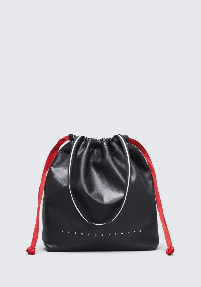 ALEXANDER WANG new-arrivals-bags-woman MINI RANSACK DRAWSTRING BAG