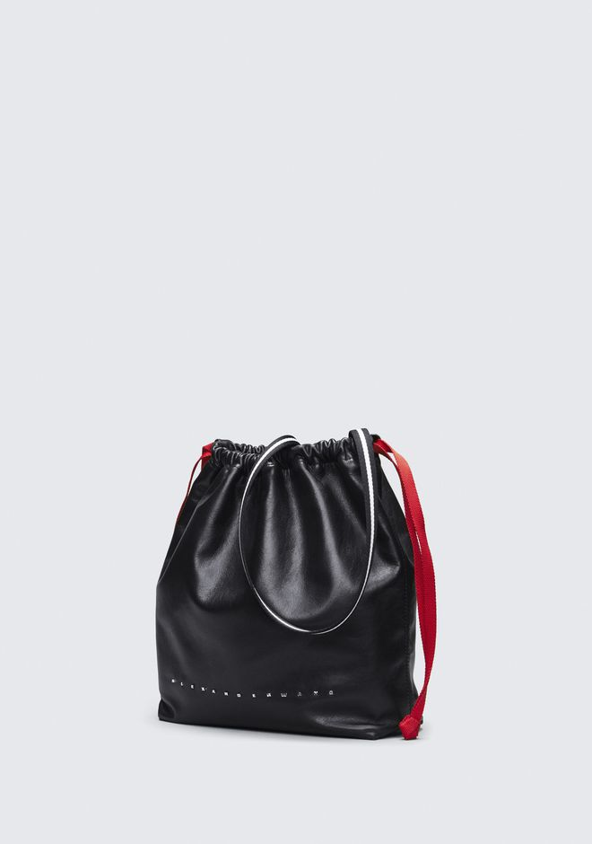 ALEXANDER WANG MINI RANSACK DRAWSTRING BAG 토트 백 Adult 12_n_a