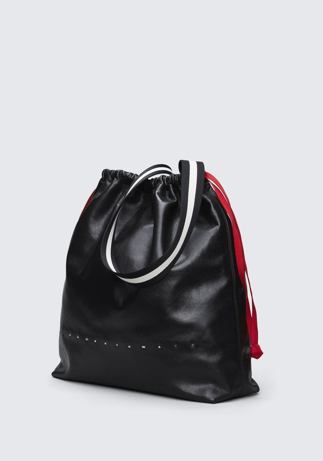 ALEXANDER WANG RANSACK DRAWSTRING BAG BORSA IN TELA Adult 12_n_a