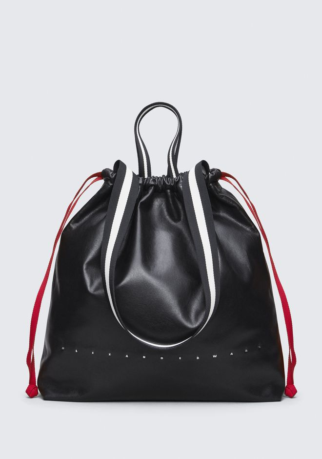 ALEXANDER WANG RANSACK DRAWSTRING BAG BORSA IN TELA Adult 12_n_f