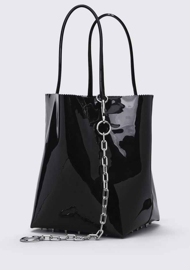 ALEXANDER WANG LARGE ROXY BUCKET TOTE BORSA IN TELA Adult 12_n_d
