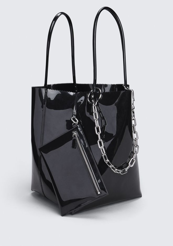 ALEXANDER WANG LARGE ROXY BUCKET TOTE TOTE Adult 12_n_e