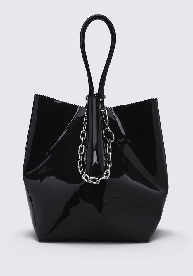 ALEXANDER WANG LARGE ROXY BUCKET TOTE BORSA IN TELA Adult 12_n_f