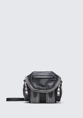 MICRO MARTI ZIPPER CROSSBODY