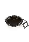 ALEXANDER WANG SMALL CHASTITY MAKE UP POUCH IN BLACK SMALL LEATHER GOOD Adult 8_n_a
