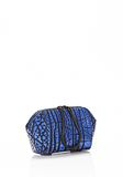 ALEXANDER WANG CHASTITY MAKE UP POUCH IN CONTRAST TIP NILE SMALL LEATHER GOOD Adult 8_n_d