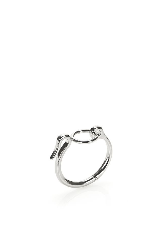 Alexander Wang Woman Rhodium-plated Cuff Silver Size Alexander Wang Buy Cheap Fast Delivery 490SI77B