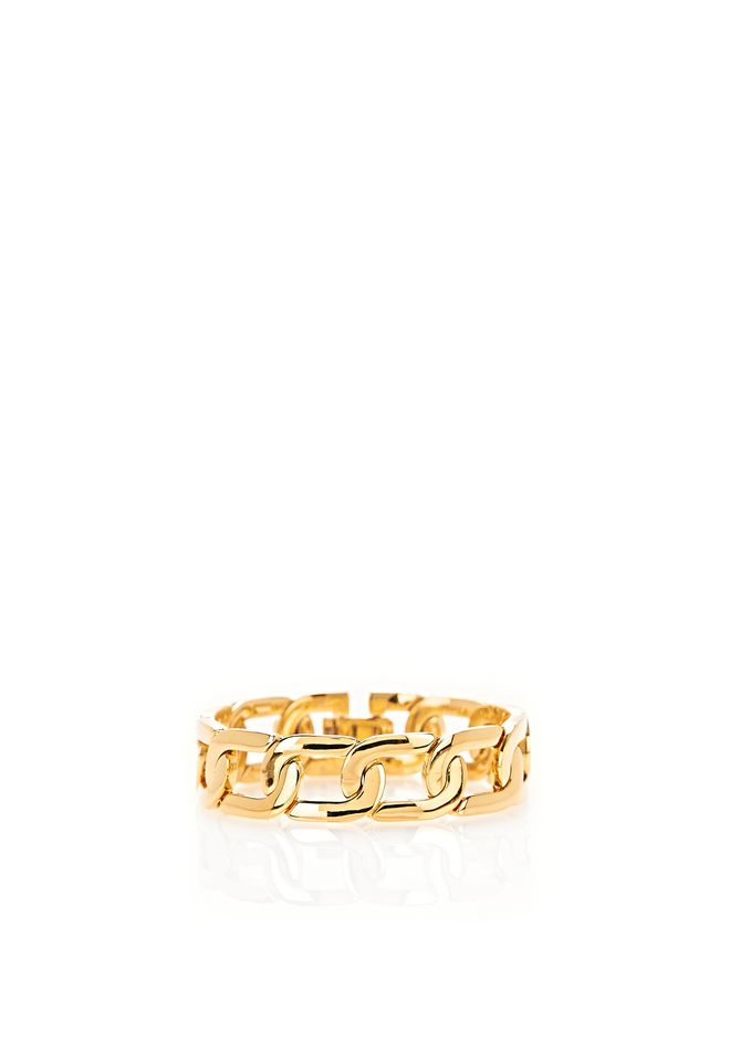 Alexander Wang EXCLUSIVE YELLOW GOLD CURB CHAIN BRACELET Jewelry ...