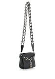 ALEXANDER WANG DOME STUD CAGE SHOULDER STRAP Accessories Adult 8_n_d
