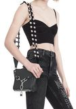 ALEXANDER WANG DOME STUD CAGE SHOULDER STRAP Accessories Adult 8_n_r