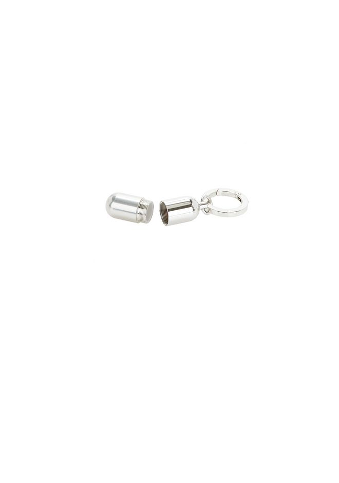ALEXANDER WANG PILLCASE KEYCHAIN SMALL LEATHER GOOD Adult 12_n_e