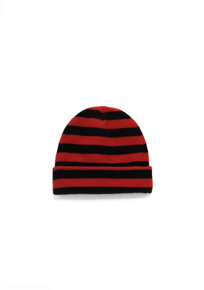 ALEXANDER WANG scarves-hats STRIPED BEANIE