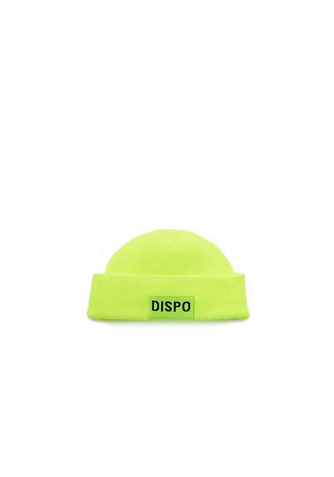"ALEXANDER WANG shoes-accessories-bags FISHERMAN'S BEANIE WITH ""DISPO"" PATCH"