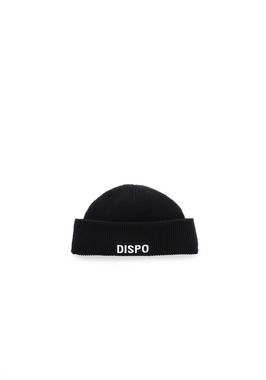 "FISHERMAN'S BEANIE WITH ""DISPO"" PATCH"