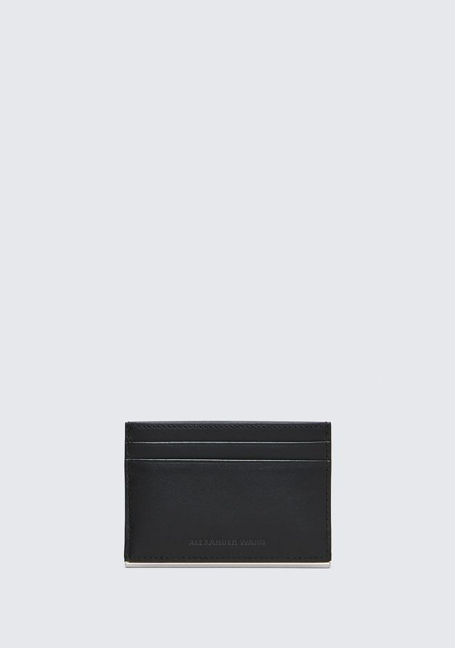 ALEXANDER WANG DIME CARD CASE Wallet Adult 12_n_d