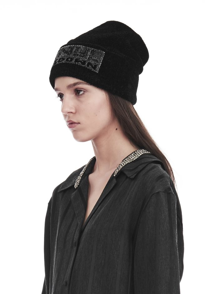 ALEXANDER WANG VINLY MELTDOWN' JACQUARD BEANIE 围巾 & 帽子 Adult 12_n_d