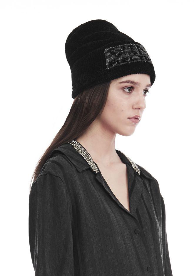 ALEXANDER WANG VINLY MELTDOWN' JACQUARD BEANIE 围巾 & 帽子 Adult 12_n_e