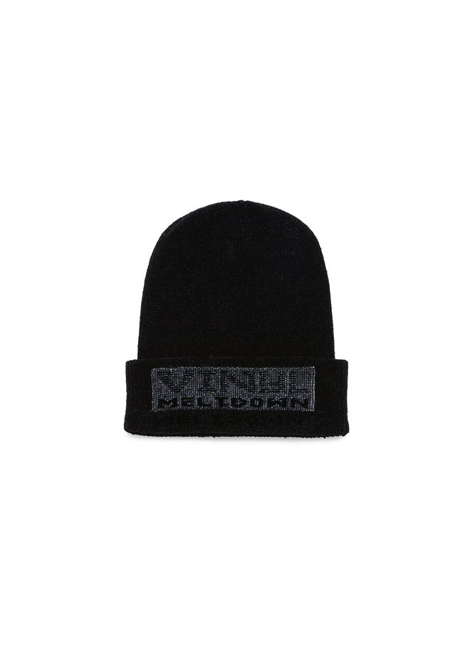 ALEXANDER WANG VINLY MELTDOWN' JACQUARD BEANIE 围巾 & 帽子 Adult 12_n_f