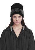 ALEXANDER WANG VINLY MELTDOWN' JACQUARD BEANIE 围巾 & 帽子 Adult 8_n_r